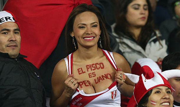 Peru v Paraguay 3rd Place Playoff - 2015 Copa America Chile